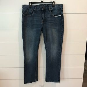 💜 Old Navy Slim Jeans 38 x 30 Excellent Condition